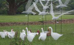 Bird Sculptures 2014, https://uk.pinterest.com/annbri/