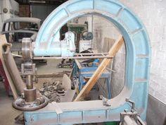 english wheel | mercury mitch Sheet Metal Tools, English Wheel, Metal Shaping, Car Restoration, Garage Shop, Machine Tools, Metal Fabrication, Milling, Metalworking