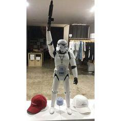 On instagram by kedamononokokoro  #arcade #microhobbit (o)  http://ift.tt/1ZpDcYh  #freiknock #fn #studio #store #shop #clothing #brand #denim #knit #ss16 #thankyou #starwars #stormtrooper #staff #games  #ps4 #ufc #fifa #pes #fashion #friends #seoul #korea #친구 #서울 #한국 #대한민국 #패션