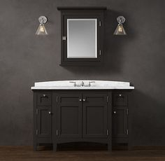 1930s Laboratory Stainless Steel Extra Wide Single Vanity Sink Dream Home Pinterest Units And Sinks