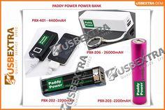 Digital mockup proof for the Paddy Power #custom #printed #power bank