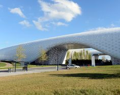 specifinder.com - Formtexx - L'Atoll Retail Complex, Angers, France