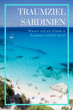 Sardinien ist DAS Urlaubsziel für Reisende, die wunderschöne Strände, eine interessante Kultur und Natur sowie authentisches und leckeres Essen lieben und vor allem den Massentourismus meiden wollen.