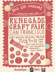 I went to this fair today and it was an diverse and creative collective of people who make and sell a variety of handmade goods!