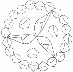 TARDOR MANDALES - petitmón 1 - Picasa Web Album Mandala Coloring Pages, Colouring Pages, Coloring Sheets, Adult Coloring, Doodles Zentangles, Zentangle Patterns, Quilt Patterns, Doodle Drawings, Doodle Art