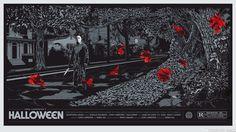 Lovely Hallowe'en poster