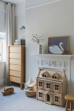 Decluttering children's spaces