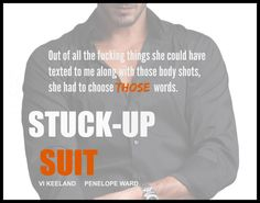 Stuck Up Suit by Vi Keeland and Penelope Ward