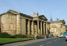 Paisley Museum and Art Galleries by Thomas Nugent, via Geograph