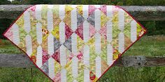 Free Easy Quilt Block Patterns | Free Projects » Fat Quarter Gang »