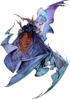 View an image titled 'Judge Art' in our Final Fantasy Tactics Grimoire of the Rift art gallery featuring official character designs, concept art, and promo pictures. Final Fantasy Tactics Advance, Arte Final Fantasy, Final Fantasy Artwork, Fantasy Concept Art, Fantasy Armor, Anime Fantasy, Game Character Design, Character Concept, Character Art