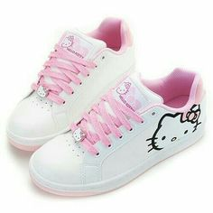 Hello Kitty Outfit, Hello Kitty Clothes, Hello Kitty Items, Sock Shoes, Cute Shoes, Me Too Shoes, Shoe Boots, Hello Kitty House, Here Kitty Kitty
