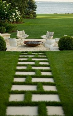 Awesome 60 Easy and Cheap Fire Pit and Backyard Landscaping Ideas #Backyard #Fire #landscaping #Pit