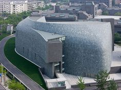 CAFA Art Museum / Beijing / China | Architect: Arata Isozaki & Associates