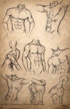 Resultado de imagem para body quick sketches