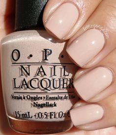 OPI — Do You Take Lei Away? (Hawaii Collection | Spring 2015)