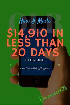Start a blog to make money online. A reliable source for updates on entrepreneurship, leadership, SEO, social media, technology, digital marketing.