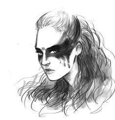 Heda by LeslyAnne182 on DeviantArt