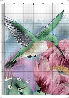 Zz Cross Stitch Owl, Cross Stitch Animals, Cross Stitch Flowers, Cross Stitch Designs, Cross Stitching, Bird Embroidery, Cross Stitch Embroidery, Embroidery Patterns, Sewing Patterns