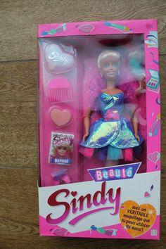 Hasbro Sindy 1988 Beaute MIP 44.01+6.99