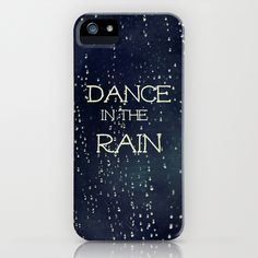 dance in the rain Iphone case!!! sooo cute definitely want!! http://amzn.to/2qZ3RzU