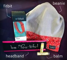 Go check out @BolderBand  They are hands down the best workout headbands and beanies around.  They do not slip and are very comfortable.  Made right here in CO too! Win a Fitbit, Headband, Beanie & 2 Bolder Balms!