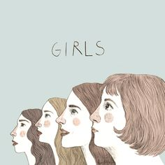 GIRLS, HBO by Ana Pedreira https://www.instagram.com/ana.pedreira/ annapedreira.blogspot.com.es #girls #HBO