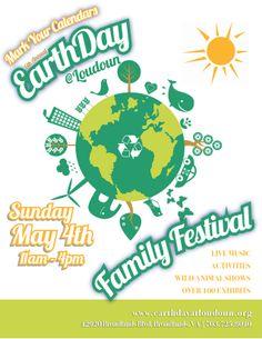 Loudon County Earth Day 2014 - More Info: http://www.earthdayatloudoun.org/