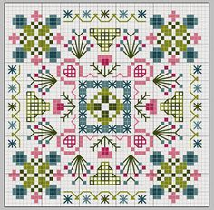 gazette94: free pattern - some lovely patterns on this blog