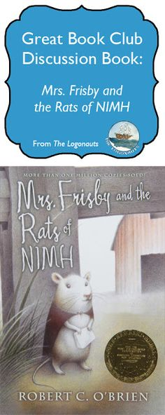 Mrs. Frisby and the Rats of NIMH [Robert C.... by Gay Miller ...