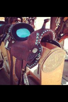 My dream saddle would look exactly like this.
