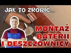 Montaż baterii ściennej i deszczownicy - YouTube Baseball Cards, Youtube, Youtubers, Youtube Movies