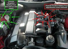 Awesome Where Is The Battery In A 1997 Bmw 528i Guide
