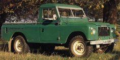 Land Rover Stage 1 V8 pickup