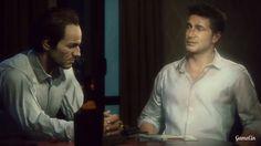 NATHAN AND SAMUEL DRAKE UNCHARTED SIC PARVIS MAGNA