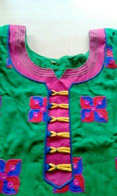 Neckline Salwar Neck Patterns, Salwar Kameez Neck Designs, Neck Patterns For Kurtis, Salwar Pattern, Salwar Designs, Chudidhar Neck Designs, Neck Designs For Suits, Dress Neck Designs, Neckline Designs