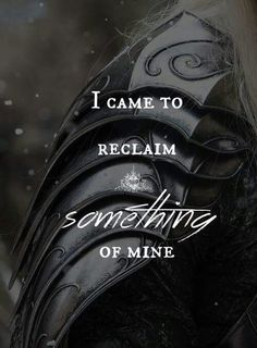 That's all he ever wanted. Why did Thorin start the war? Because he wanted to keep them? That makes no sense. I'm still a little confused.