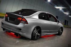 Honda Civic by SaMuVT.deviantart.com on @DeviantArt