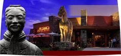 Complimentary Valet Parking for P.F. Chang's at Shops at Don Mills, Toronto - 1st Canada location.
