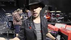 Shure Artist - Brett Kissel Talks about His Shure Gear Country Music Artists, Gears, Videos, Gear Train