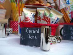 BTS Breakfast - Bar Cereal Bars