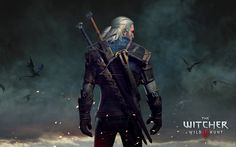 Geralt wallpaper by Scratcherpen.deviantart.com on @DeviantArt