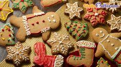 Biscotti di Pan di zenzero (gingerbread) - anni ed anni di esperienza!