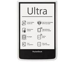 Pocketbook TouchUltra Fehér [6/E-Ink/4GB]  Üzlet:1132 Budapest, Visegrádi utca 6. (A Nyugatitól 1 sarokra)  51000