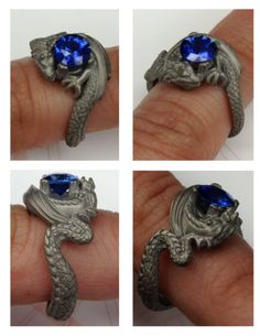 #GreenLakeMade #Dragon #Ring in CAD state.
