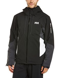 Helly Hansen Mens Accelerate Jacket XXLarge Black *** You can find more details by visiting the image link. (This is an affiliate link)
