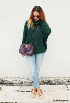 Еще раз о свитере... / блоггеры и свитера