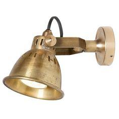 Watt&Veke Rio Antik Vägg Läslampa (Lampan.se)