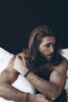 Ben Dahlhaus - I guess European is the only flavor of male model out there right now, cause... dayum!