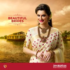 BEAUTIFUL BRIDES! #joyalukkas #beautifulBrides
